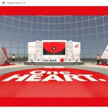 Tinggi Tingkat Kunjungan Honda Virtual Expo Astra Motor Bali