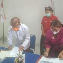 Diah Werdhi Srikandi: PMI Bali Sinergi Dengan BPBD JalaniTugas Kemanusiaan
