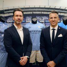 Midea Memperluas Kemitraan Bersama Manchester City & City Football Group