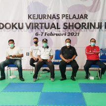 Kejurnas Pelajar Tandoku Virtual Shorinji Kempo Memperebutkan Piala SMA 1 Kuta Utara