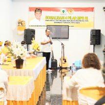 Amatra: DPD Partai GOLKAR Wajib Kawal 4 Pilar Kebangsaan Agar Tetap Kukuh dan Menjadi Milik Rakyat Indonesia
