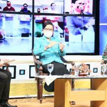 Dialog Perempuan Bali Bicara, Pemahaman dan Pengamalan Nilai-nilai Pancasila Harus Terus Dilakukan secara Bersinergi