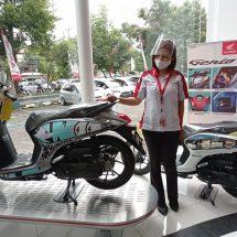 Sambut Imlek, Ada Promo Potongan Angsuran Kredit Motor di Dealer Honda Bali
