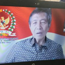 Reses Dr. Mangku Pastika,M.M.: Harus Berani Banting Stir