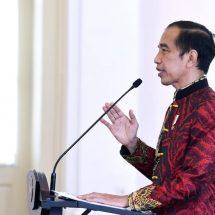 Presiden Jokowi Hadiri Perayaan Imlek Nasional Tahun 2021