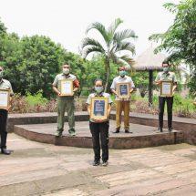 Bali Safari Park dan Mara River Safari Lodge Raih Sertifikat CHSE dari Kemenparekraf