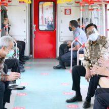Presiden Resmikan KRL Yogyakarta-Solo, Transportasi Massal Ramah Lingkungan