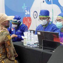 Pegadaian Aktif Sukseskan Program Vaksinasi Nasional Untuk Lansia
