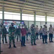 Panglima TNI dan Kapolri Tegaskan Sinergitas Vaksinasi Covid-19 di Bali