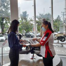 Promo Kolektif, Bisa Bawa Motor Honda Baru Bareng Teman Sekantor, Khusus Bulan Maret