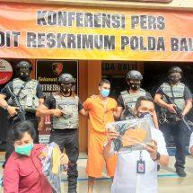 Bobol ATM, WN Bulgaria Dibekuk Tim Reserse Polda Bali