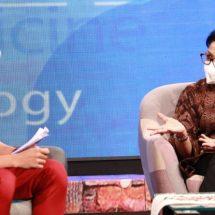 Ny. Putri Koster Ajak Masyarakat Guyup Sukseskan Vaksinasi Covid-19