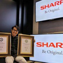Tingkatkan Strategi Komunikasi, Sharp Indonesia Raih Penghargaan