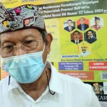 Prof. Ramantha: Bali Bisa Kembangkan SDA Non Material sebagai Sumber Pendapatan