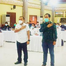Polda Gandeng ITB STIKOM BaliGelar Pelatihan Manajemen Media dan Pengenalan Karaktersktik Medsos
