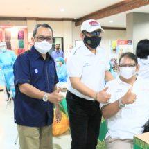 Wagub Bali: Vaksinasi Tiga Kawasan Zona Hijau Dekati Seratus Persen