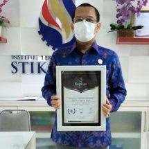 ITB STIKOM Bali Raih Anugerah Pendidikan Indonesia