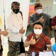 Trisno Nugroho: BI dan Perbankan Bali Terus Dukung Program Vaksinasi