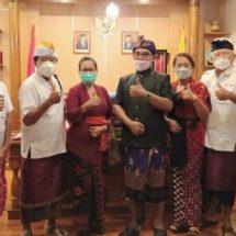 Diah Srikandi Suyasa: Tim PMI Center Audensi ke DPRD Bali Terkait Penempatan Gedung Baru PMI Center
