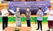 Kerja Sama LPD-BPD-USSI Bandung, LPD Diharapkan Menjadi Tumpuan Ekonomi dengan Memanfaatkan Teknologi Informasi