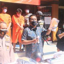 Polda Bali Ungkap Pembobol ATM, Enam Dibekuk dan Satu Didor Petugas
