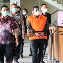 Dugaan Suap, KPK Tahan Walikota Tanjungbalai
