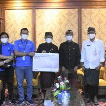 Biznet Bantu Pemkot Denpasar 4.000 Masker