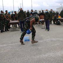Ratpenat Medal Challenge, Uji Ketangkasan Personel Satgas Yonmekanis XXIII-O/UNIFIL