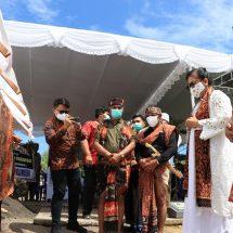 Ny. Putri Koster Kenang Sosok Umbu Landu Paranggi Sebagai 'Guru Alam'