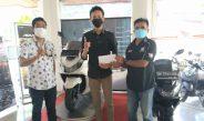 """Agung Jaya Perwakilan Bali Juarai Kompetisi """"PCX160 Vlog Challenge"""" Tingkat Nasional"""
