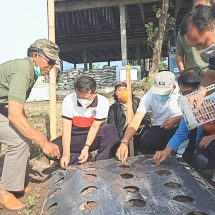 TOSS Center Dawan, Klungkung Diharapkan Jadi Tempat Pendidikan dan Penelitian Pengelolaan Sampah