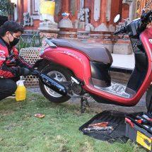 Honda Care Bali Siaga Layani Konsumen Saat Libur Lebaran Dengan Layanan Road Emergency