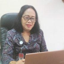 Dua Bulan Jadi Kepala SMAN 5 Denpasar, Cok Mirah: Ciptakan Sekolah Asri dan Nyaman