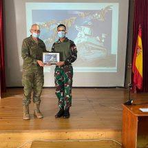 Prajurit TNI Juara Orienteering Internasional
