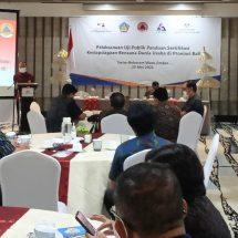 Bali Bersiap Raih Kepercayaan Dunia Jelang Pelaksanaan Forum PBB untuk Pengurangan Risiko Bencana