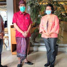 Wujudkan Situasi Kondusif, Dinas Pemajuan Desa Adat Siap Dukung Polda Bali