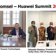 Telkomsel-Huawei Perkuat Kerja Sama, Kokohkan Posisi Kepemimpinan di Era New Normal