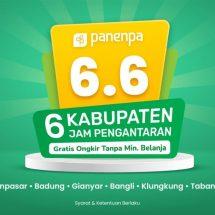 Panenpa Hadirkan 6.6 untuk #SobatPanenpa