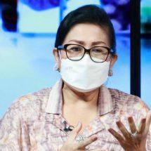 Pandemi Belum Berakhir, Ny. PutriKoster: Hendaknya Bersatu, Bekerja Sama dan Bergotong Royong
