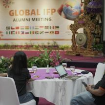 Global IFP Alumni Meeting 2021, Dari Isolasi ke Kolaborasi