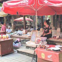 Semangat Bangkit Bersama, Kolaborasi Komunitas Makanan Bali, Suka Kopi Ubud Bersama Astra Motor Bali Melalui Bazzar Makanan