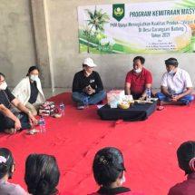 Produksi VCO Masyarakat Bali Masih Abaikan Kualitas
