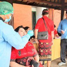 Rakerda PDIP Bali, Seluruh Peserta dan Undangan Wajib Rapid Tes Antigen