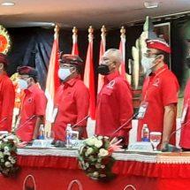 Rakercab dan Rakerda II PDI Perjuangan Bali:Mantapkan Strategi Songsong Pilpres, Pileg dan Pilkada 2024