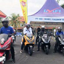 Semarak Anniversary 9 Tahun HPCI Bali Chapter Diakhiri Touring Extreme Jelajahi 9 Kabupaten di Bali