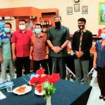 Ketut Mandia Jadi Ketua Umum BMPS Klungkung