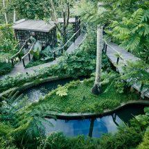 Resor Mewah Hoshinoya Bali Kembali Dibuka, Padukan Budaya Bali dan Penataan Ruang Jepang