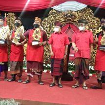 Penyerahan Hadiah Lomba Warnai Penutupan Bulan Bung Karno Tahun 2021