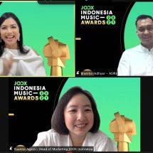 JOOX Ajak Penggemar Musik Dukung Idola Mereka dalam JOOX Indonesia Music Awards 2021
