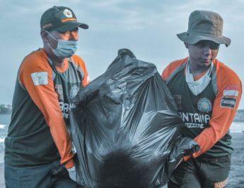 Youth In Action For Enviroment Care, Ajak Anak-anak Muda Se Bali Bersih-Bersih Pantai